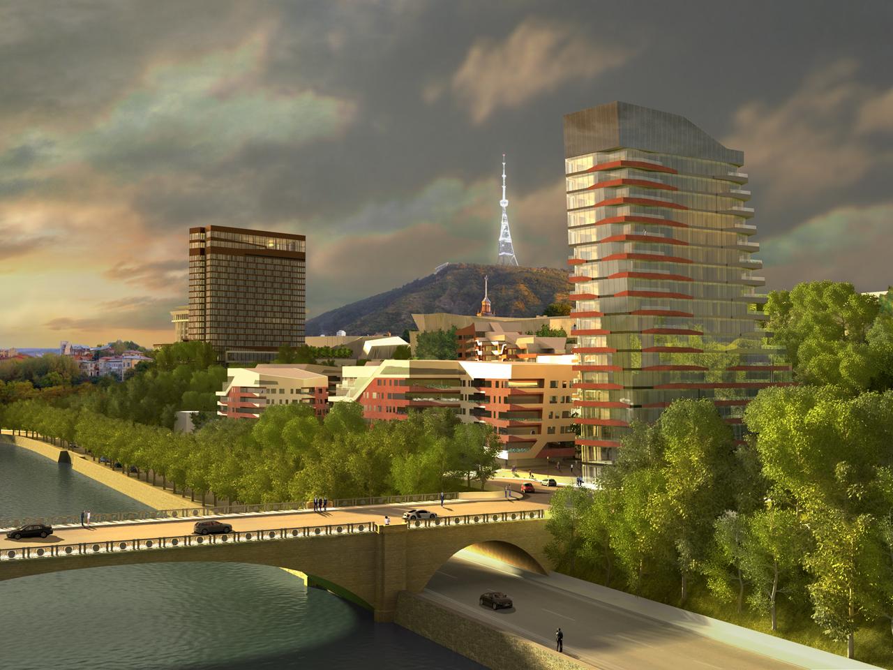 sakanela urban landscape |